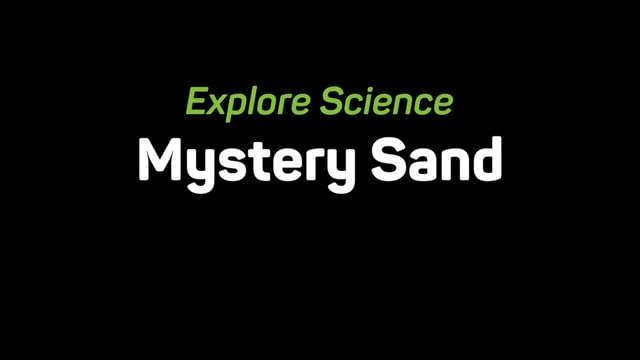 Mystery Sand