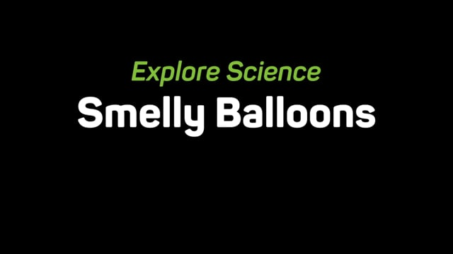 Smelly Balloons