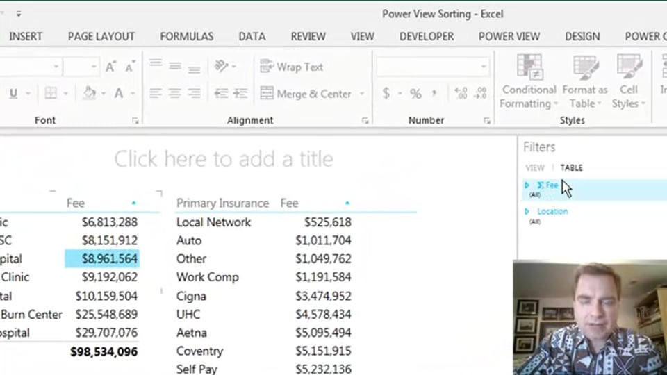 Excel Video 486 Power View Filtering Part 1