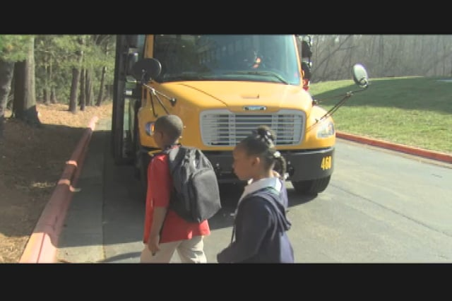 State Bus Safety 3-5