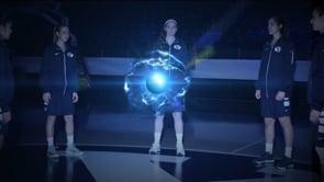 2015 BYU W Basketball Intro Video