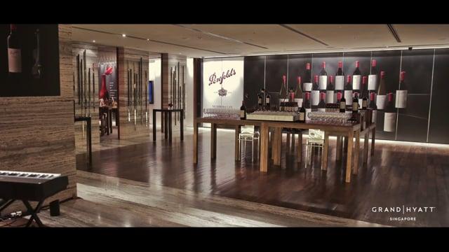 Grand Hyatt Singapore - Event Showcase