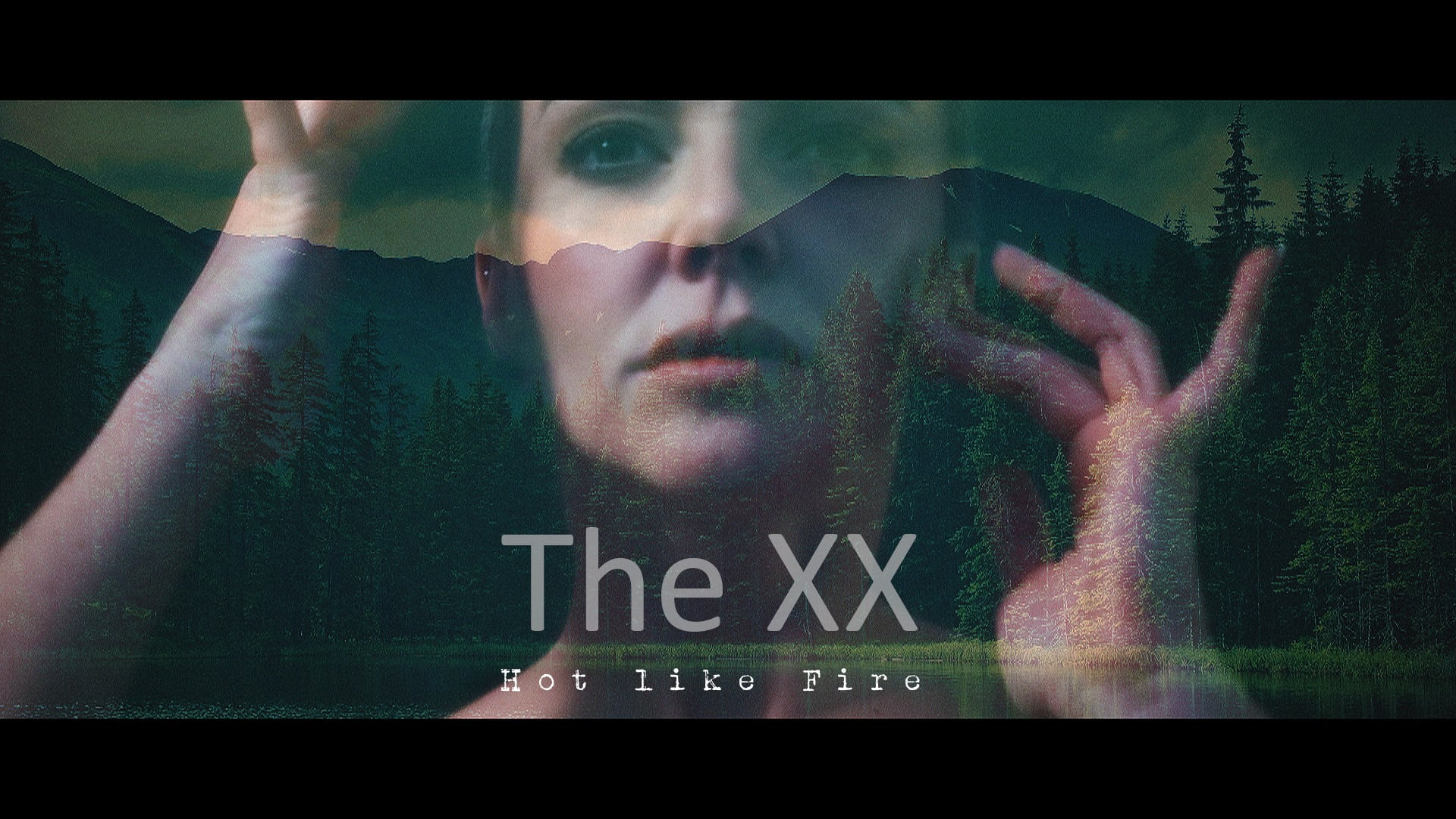 The XX - Hot like fire - music video clip