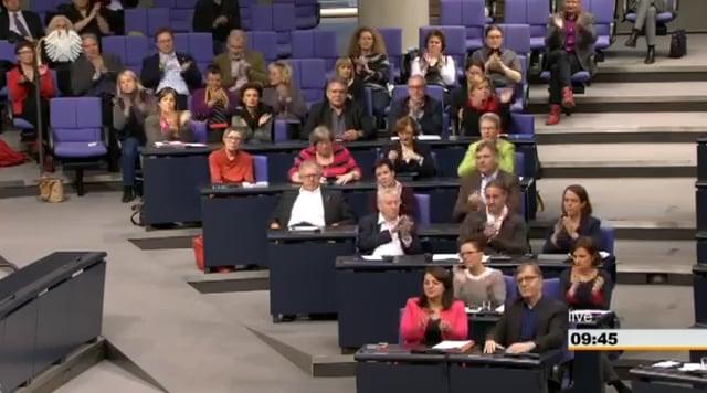 Sahra Wagenknecht - Rede zum Entschließungsantrag der Linken gegen den Bundeswehreinsatz in Syrien