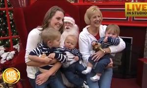 Sensitive Santas Becoming More Popular