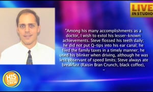 Doctor's Clever Obituary Goes Viral