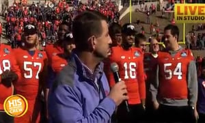 Clemson Throws Biggest Pizza Party Ever