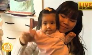 Community Rallies to Raise Miracle Baby