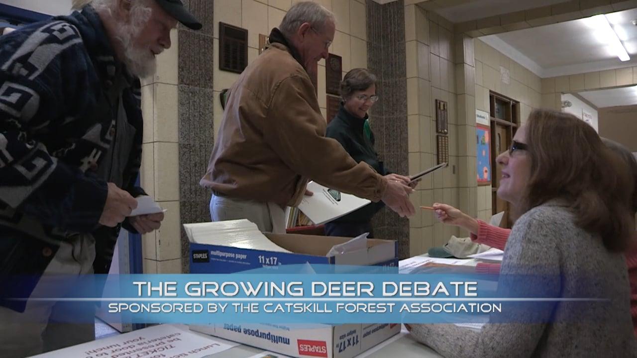 The Growing Deer Debate - Synopsis