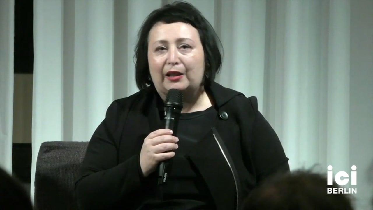 Gastfeindschaft: Podiumsdiskussion mit Julya Rabinowich [Part 4]