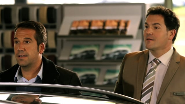 "DAIMLER AG: ""CSI-TV-Studio 3"""