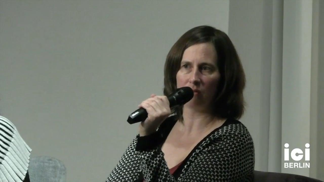 Gastfeindschaft: Podiumsdiskussion mit Kathrin Roeggla [Part 6]