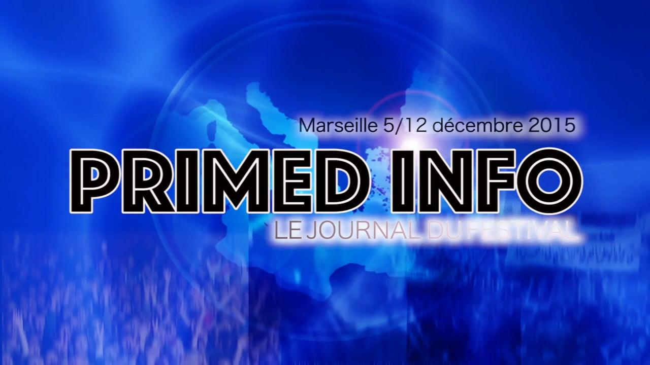 PriMed info - jeudi 10 décembre