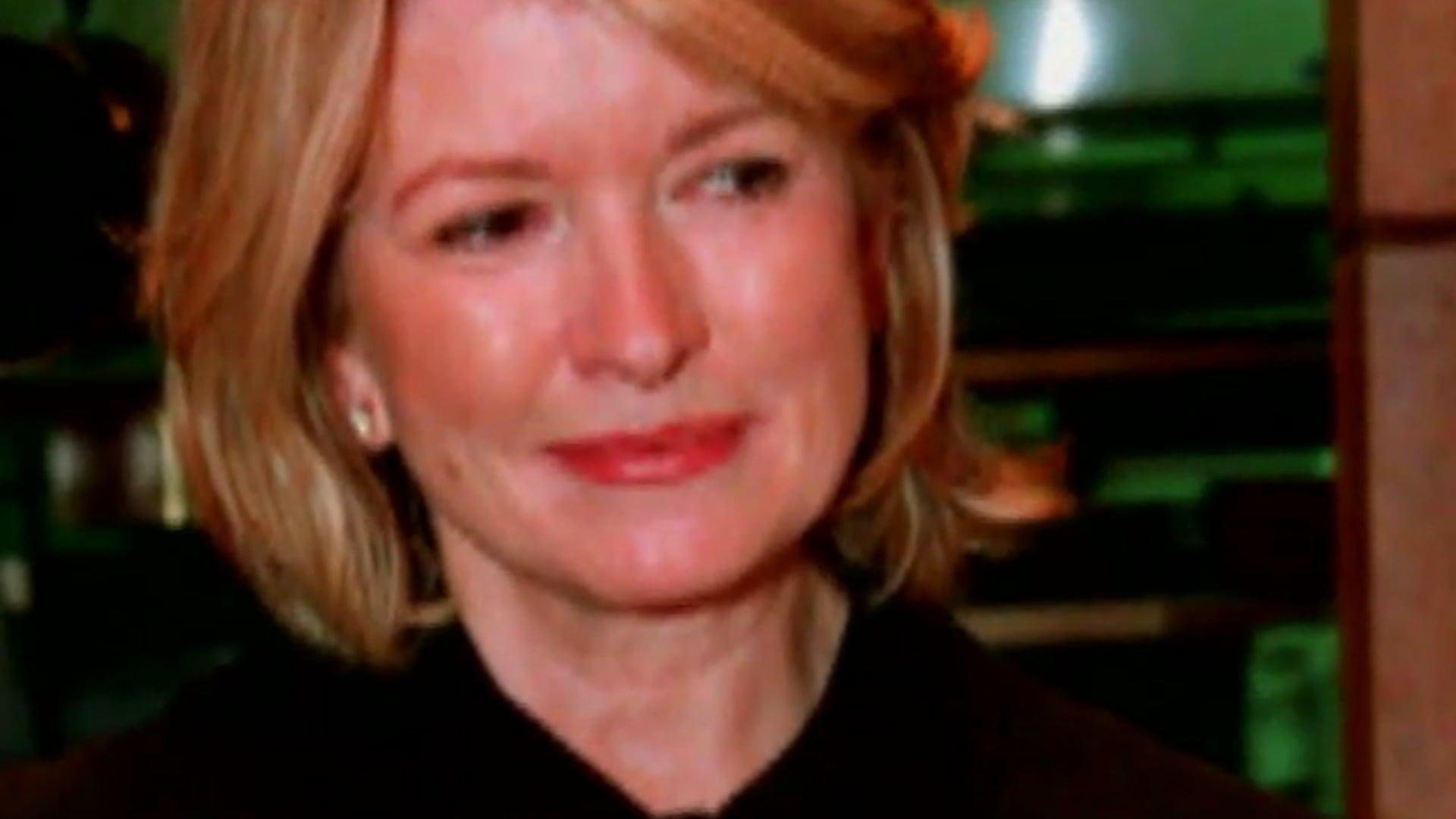 Hollywood Justice: Martha Stewart