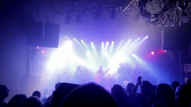 concert, light effects, cheering