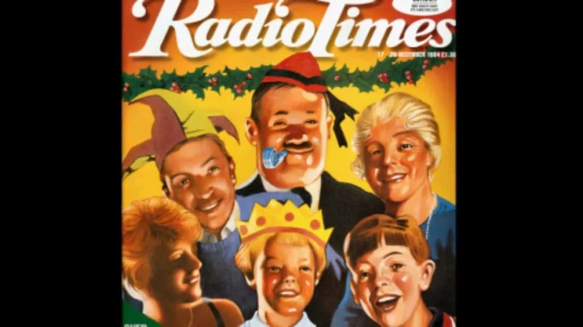 Further Christmas Wrapping: Radio Times gets Festive