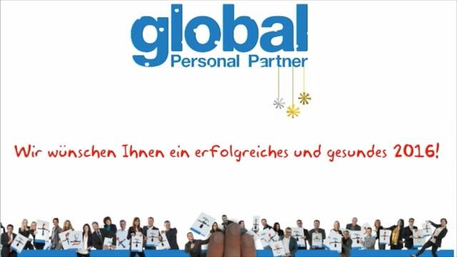 Weihnachten 2015 Global Personal Partner AG