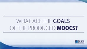 What are the Goals of MOOCS?