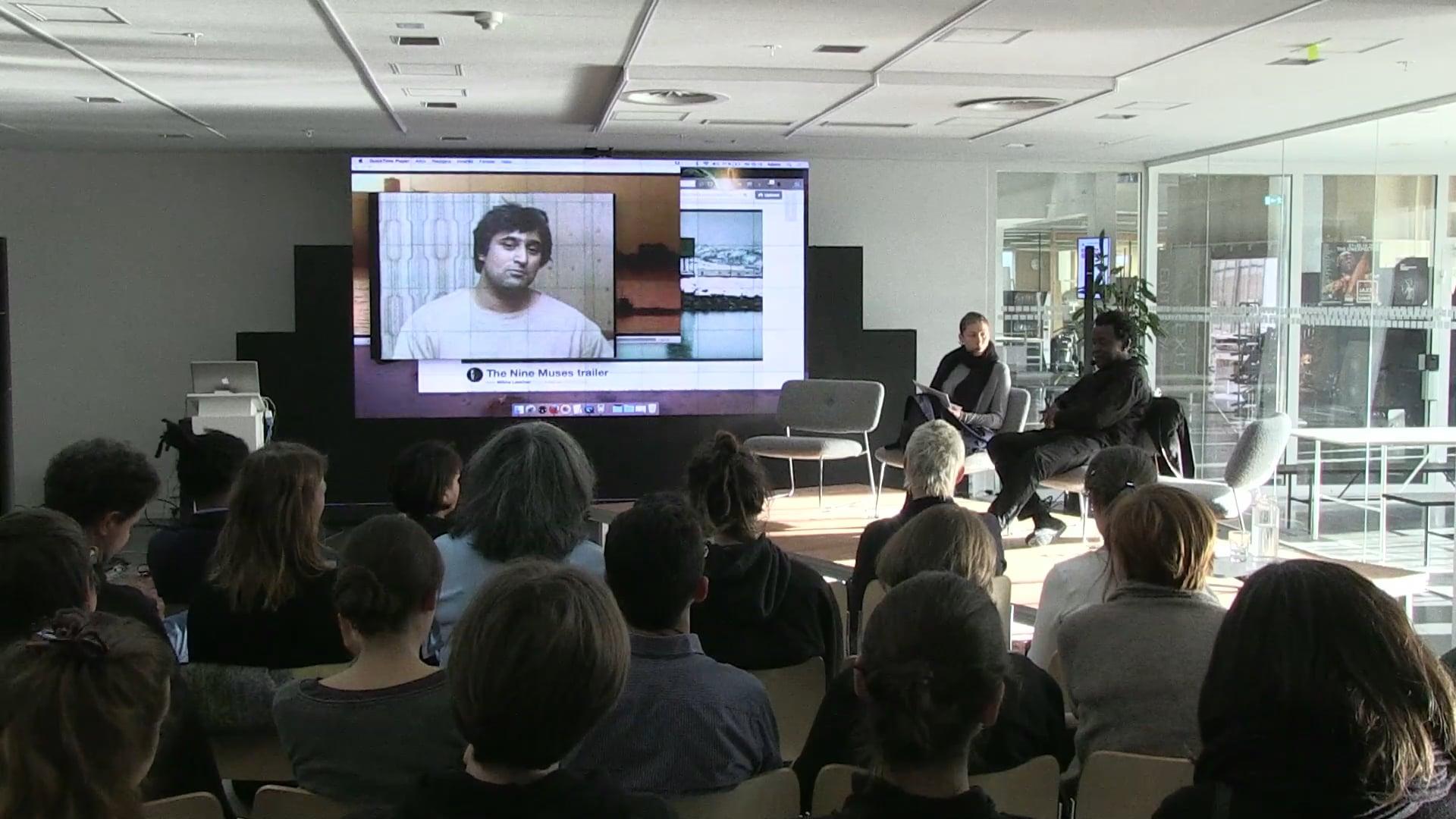 Film: John Akomfrah in conversation with Livia Paldi