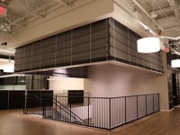 M4000 Perimeter Smoke Curtain - Spanx Corporate Offices