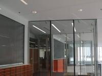 M2100 Smoke Curtain Clemson University Watt Family Innovation Center