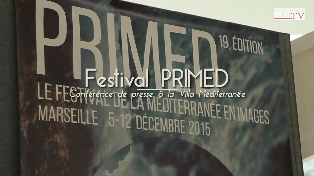 Conférence de presse - PriMed 2015 - Provence Plus TV 20 novembre