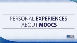 Teacher experiences with MOOCs