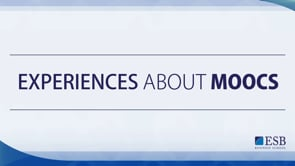 Student experiences with MOOCs