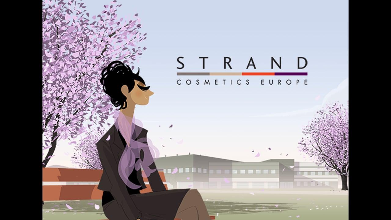 Strand Cosmetics Europe vous souhaite une excellente année 2016.