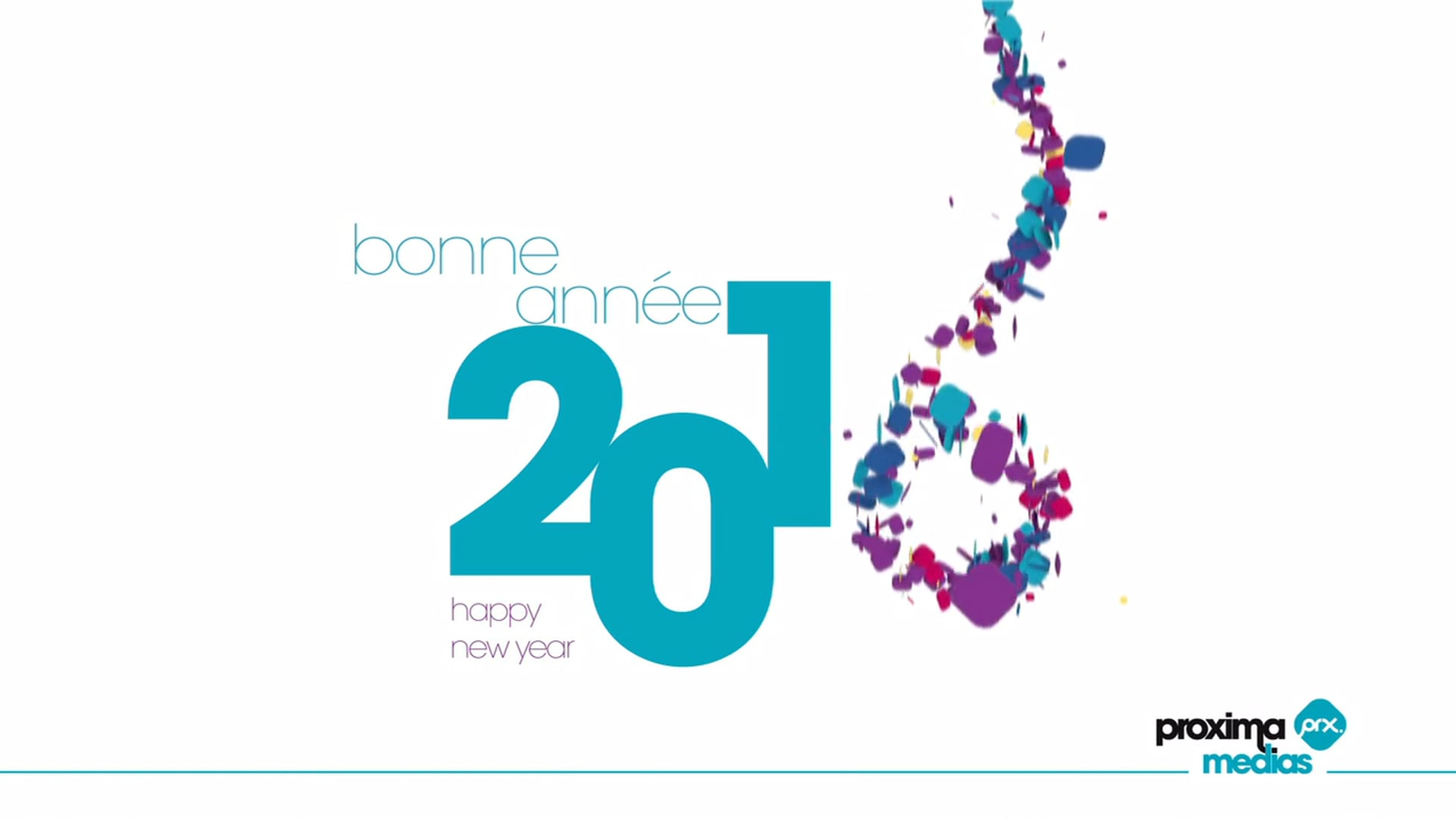 Meilleurs Voeux 2016 ! - Happy New Year 2016!