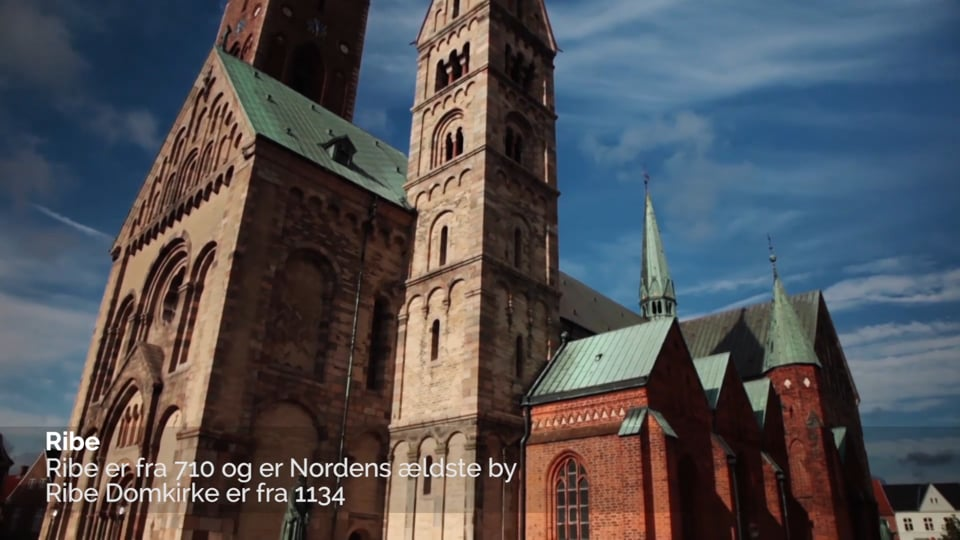 Indenfor 1 Time - Sydjylland - Dansk version