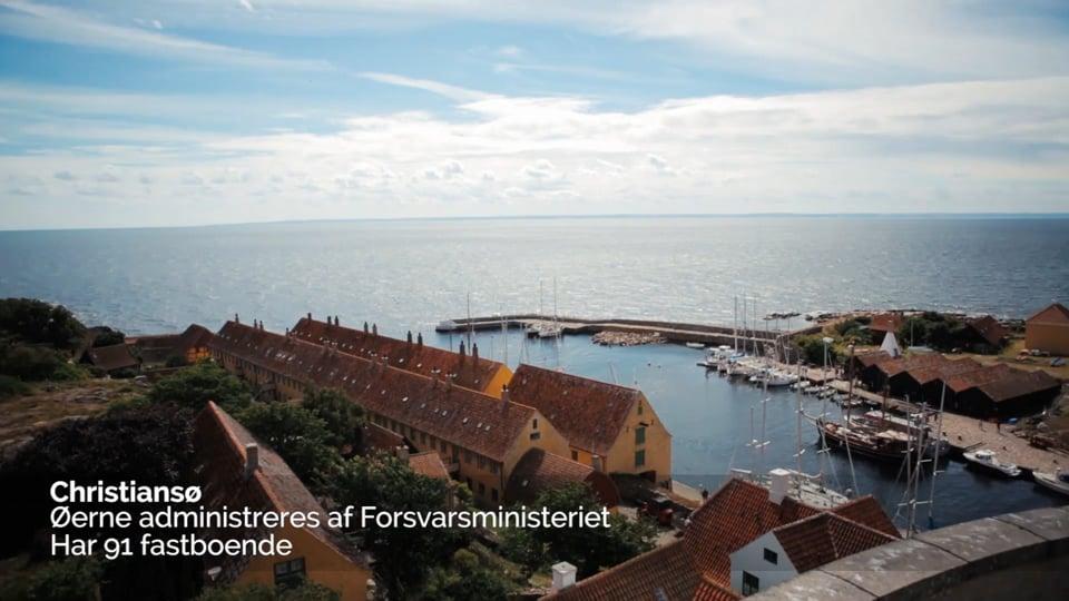 Indenfor 1 Time - Bornholm - Dansk version