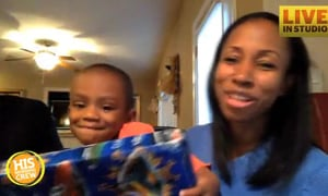An Extra Special Christmas for the Turner Family