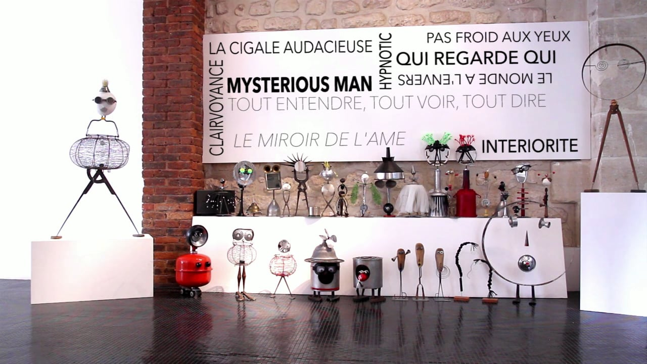 FACE A FACE - 11/2015 EXPOSITION A L'ATELIER V PARIS