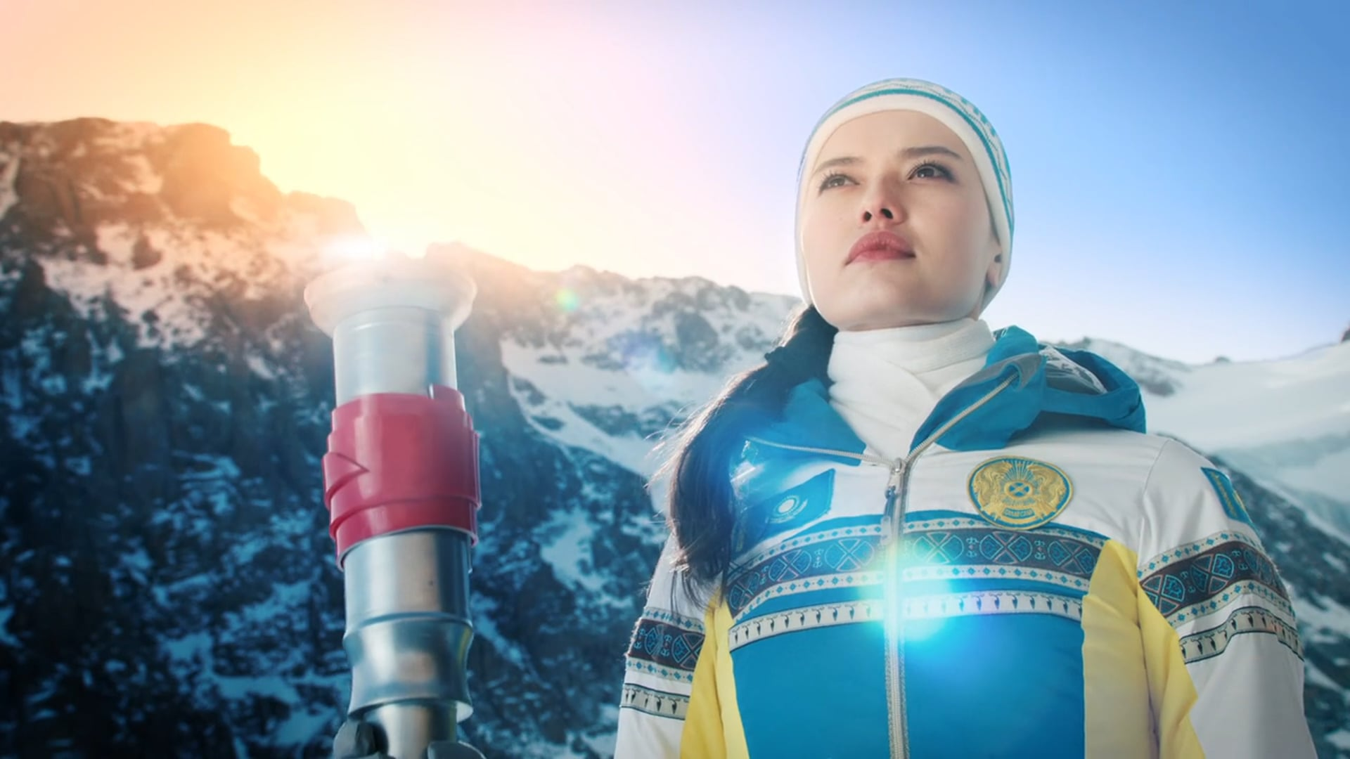 Universiade - The first commercial I ever directed.  I love Kazakhstan!
