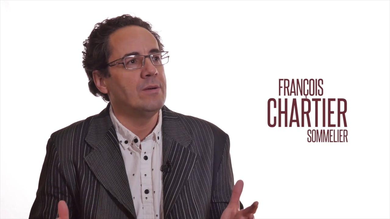 Le sommelier François Chartier confirme le choix exceptionnel disponible à la SAQ