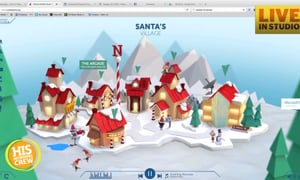 How To Track Santa Claus Around The World This Christmas Eve