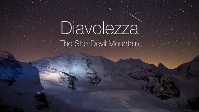 DIAVOLEZZA The She Devil Mountain