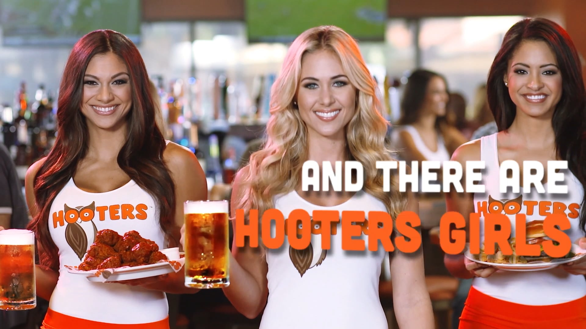 Hooters Recruit Video Short