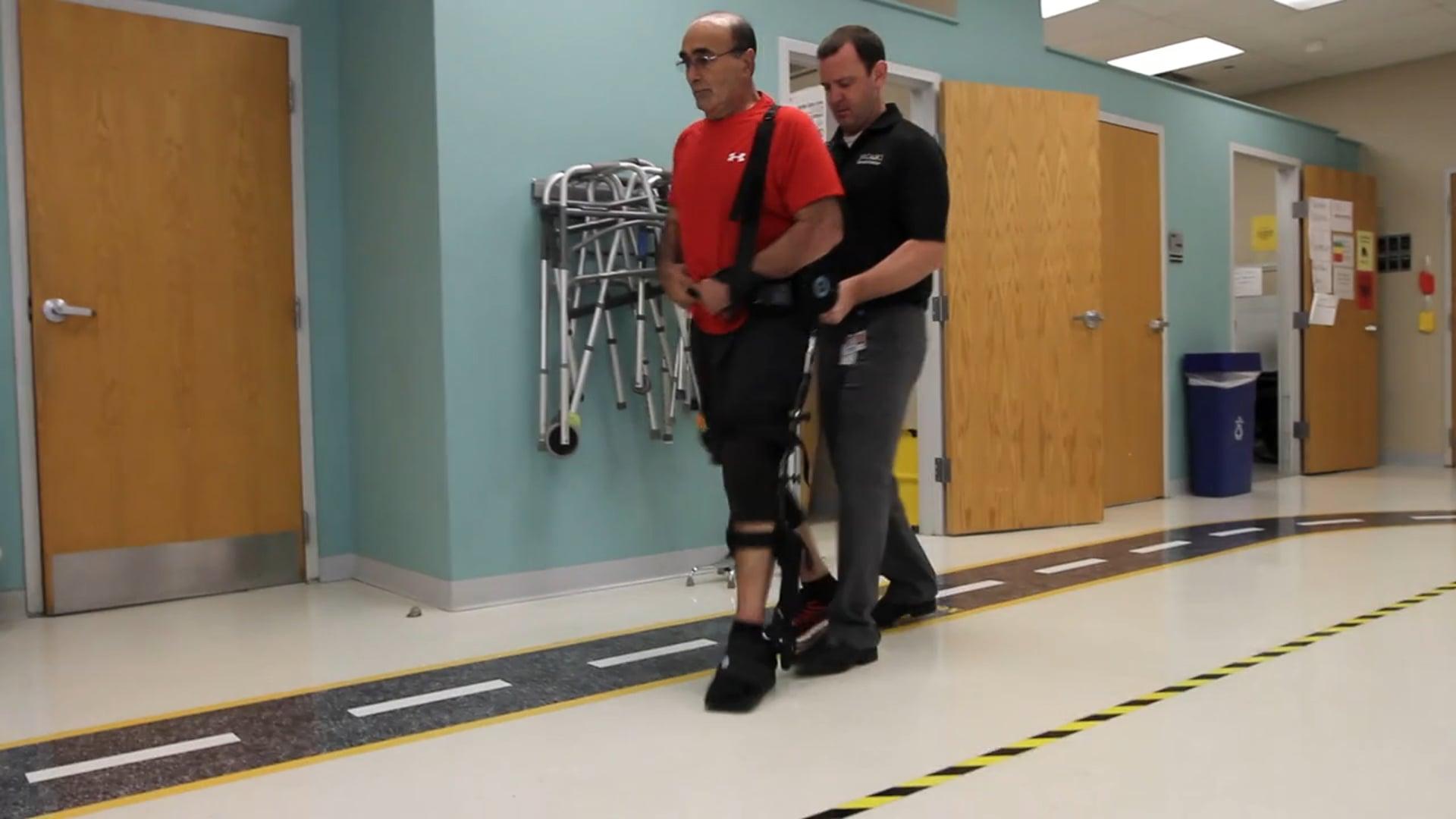 Kickstart at Brooks Rehabilitation