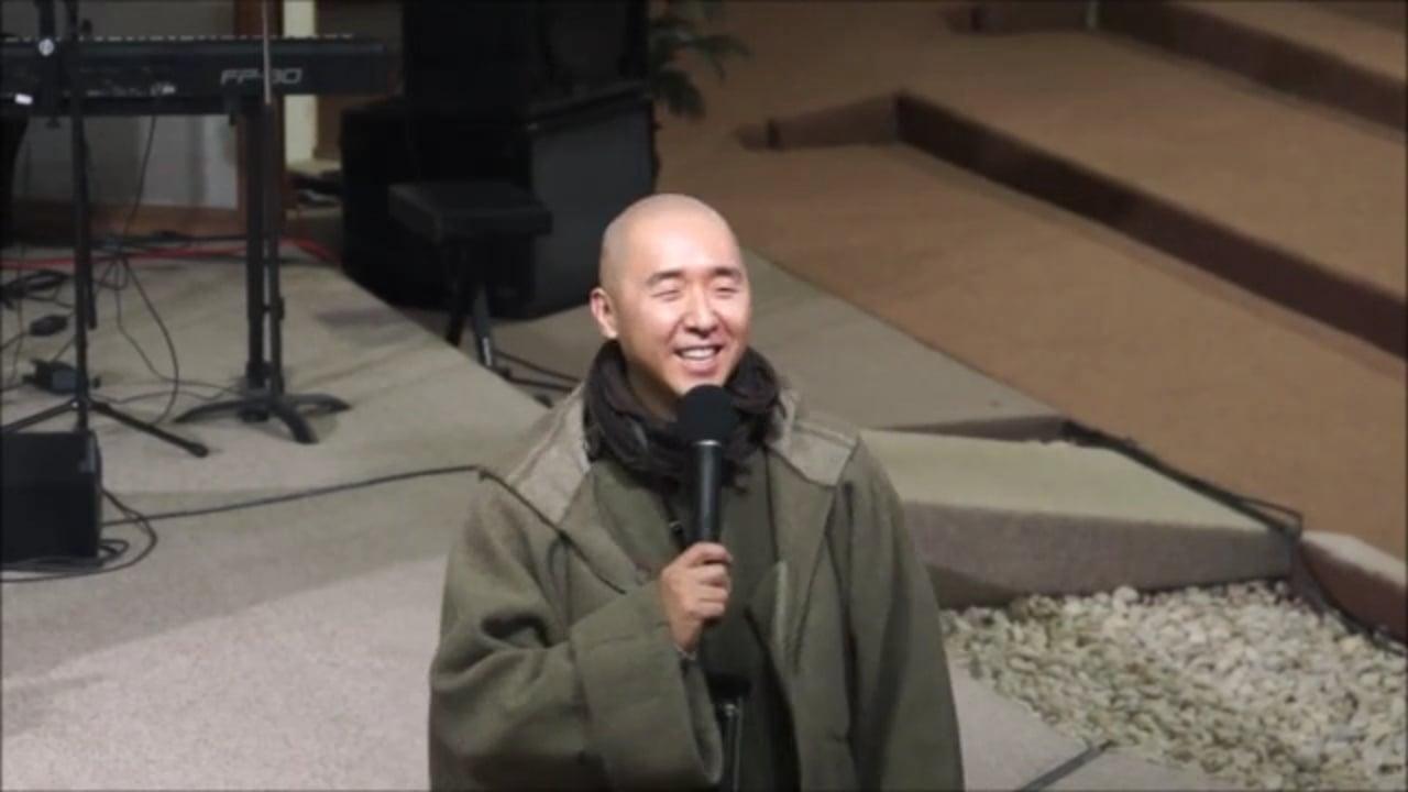 Testimonies of the year of 2015 and Hyung Jin Nim's 2016 New Year Prayer
