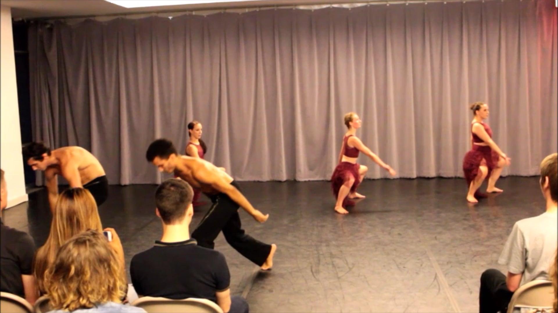 Dance Snip, for Hanna Q Dance Company 2015