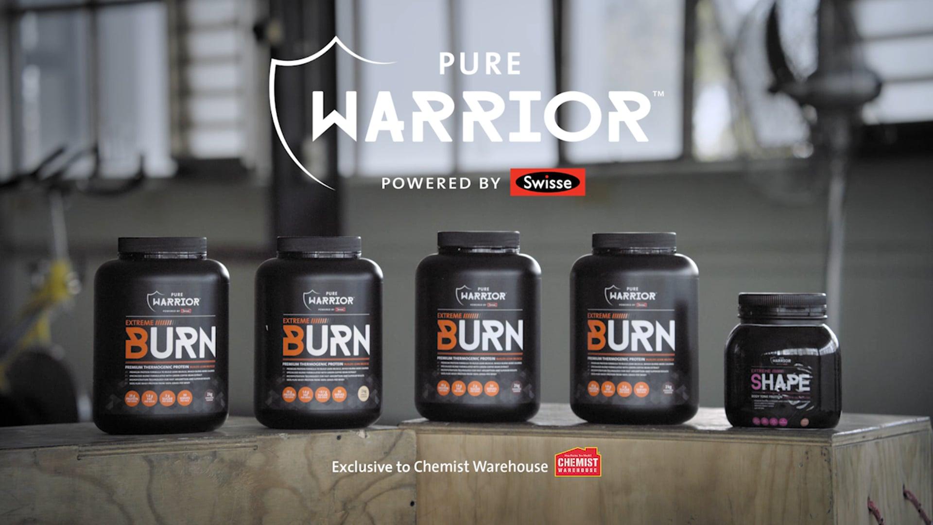 Pure Warrior - Range - Mitchell Johnson