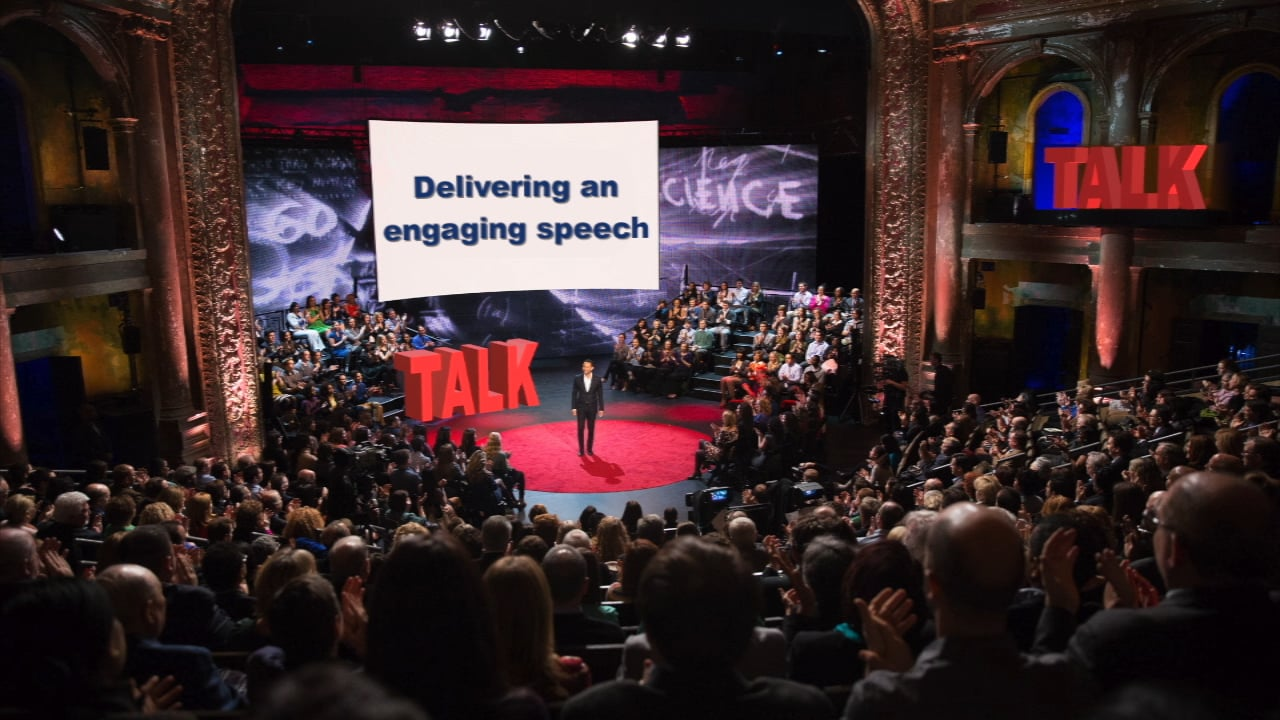 Delivering an engaging speech