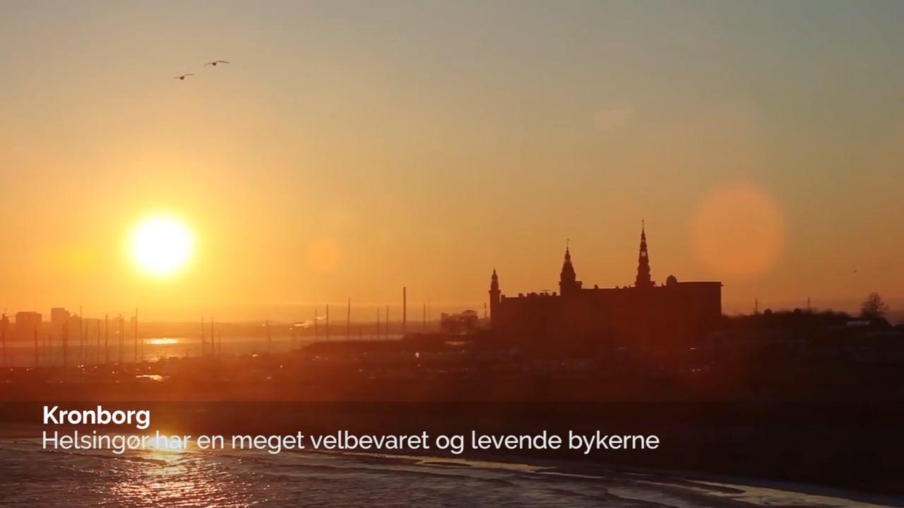 Indenfor 1 Time - Nordsjælland - Dansk version