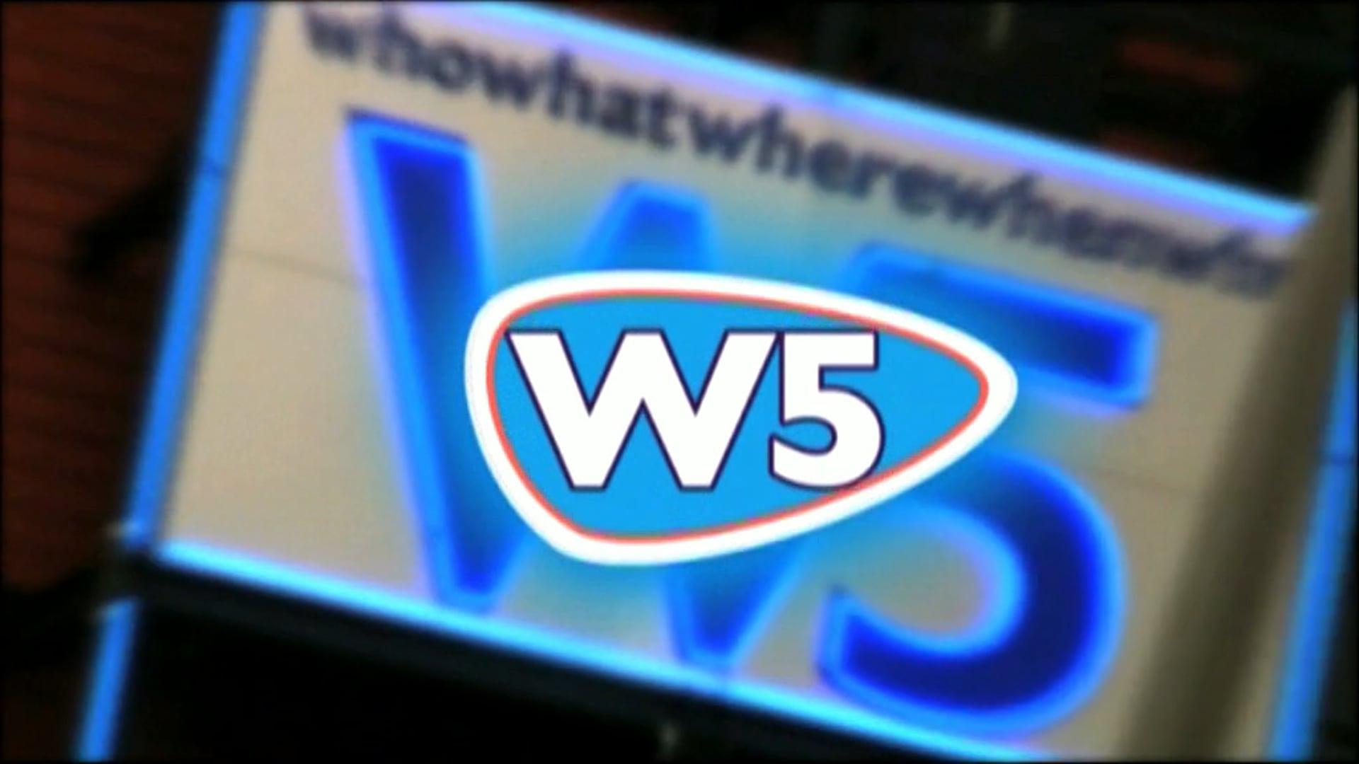 W5 TV AD