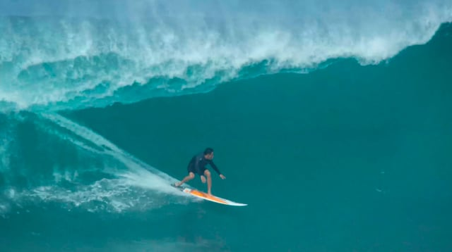 Pipeline Step-offs with Jamie O'brien from SURFING Magazine