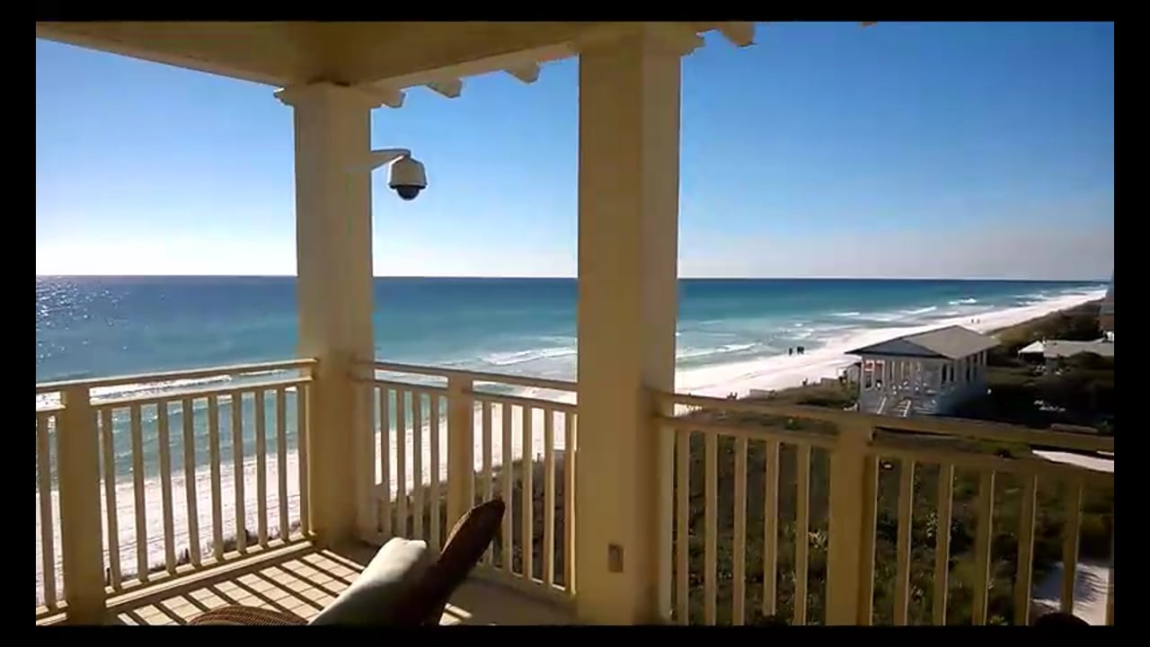 Seaside beach views