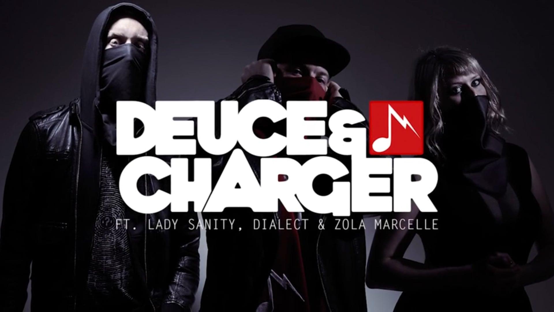 DEUCE & CHARGER - TEAR DOWN THE BARRICADES