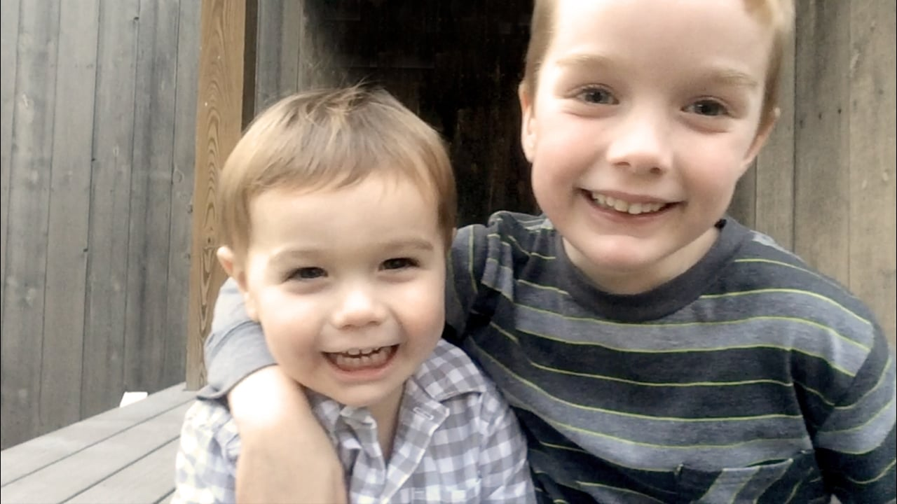 Revel + Spark: One Year. Two Boys.